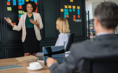 How To Boost Confidence, Morale and Productivity By Instilling Values and Vision